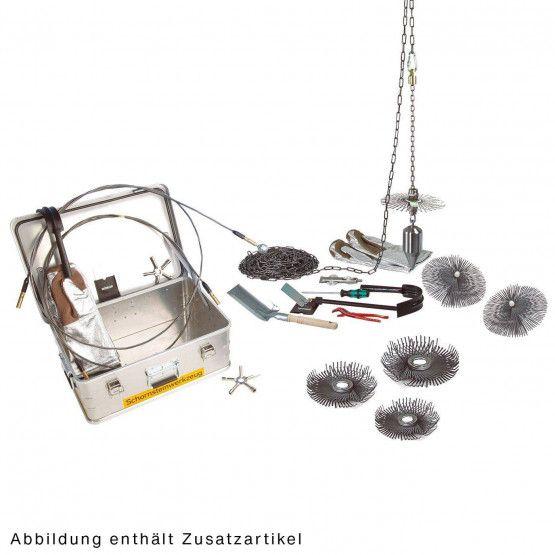 Feuerwehr-Schornstein-Werkzeugsatz
