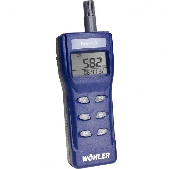 Wöhler KM 410 Klimamessgerät