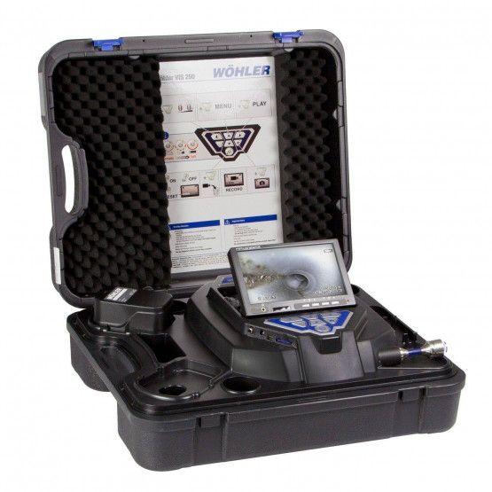 Wöhler VIS 200 / 250 Inspektionskamera