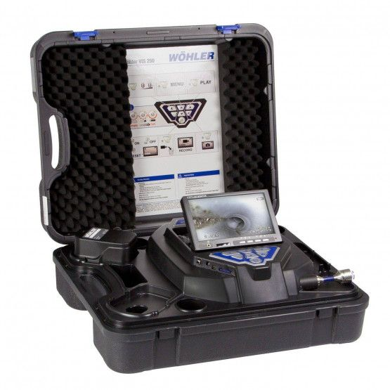 Wöhler VIS 250 Videoinspektionskamera