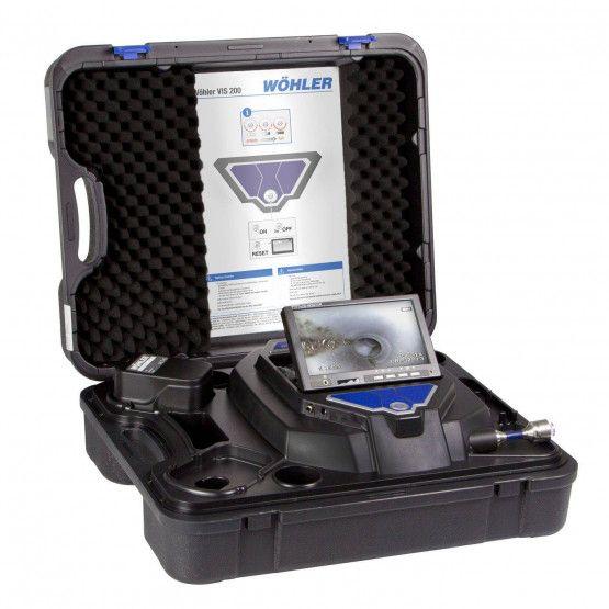 Wöhler VIS 200 Videoinspektionskamera