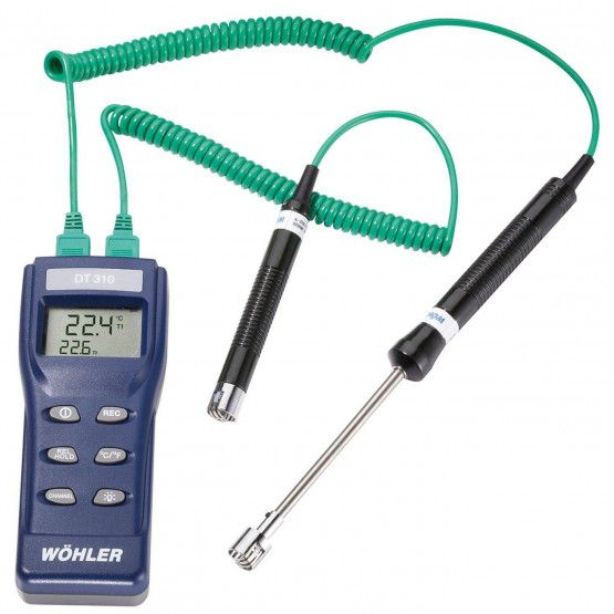 Wöhler DT 310 Differenzthermometer