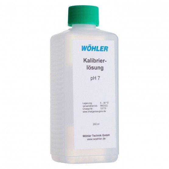 Nachfüllflasche Kalibrierlösung pH 7