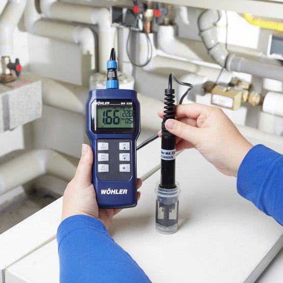 Wöhler WA 335 Heizungswasseranalyse