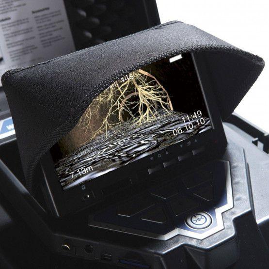 Monitor-Zusatz-Blendschutz