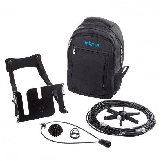 Komfort-Set HD-Kofferkamera