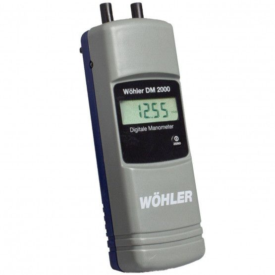 Wöhler DM 2000 Digitalmanometer