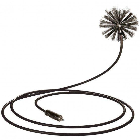 Wöhler Biegewelle Rauchrohr M10