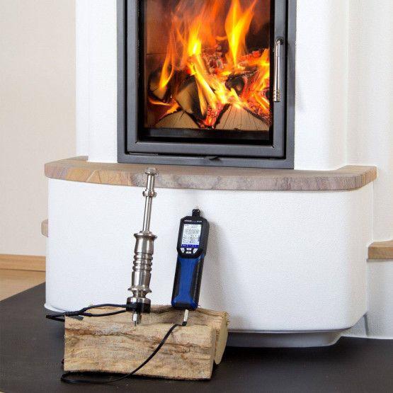 Wöhler HF 550 Holzfeuchtemessgerät